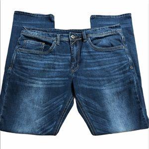 Buffalo Slim Straight Jeans Ash-X